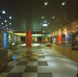 centro comercial la vaguada cines